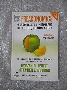 Freakonomics - Steve d. Levitt e Stephen J. Dubner