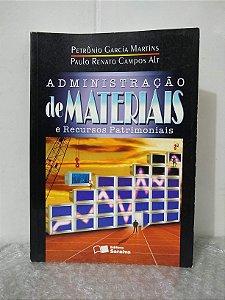 Administração de Materiais e Recursos Patrimoniais - Petrônio Garcia Martins e Paulo Renato Campos Alt