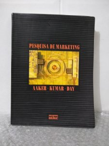 Pesquisa de Marketing - Aaker, Kumar e Day