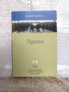 Agosto - Rubem Fonseca - Coleção Folha grandes escritores