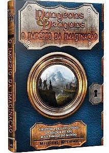 Dungeons & Dragons: O Império da Imaginação - A história de Gary Gygax - Michael Witwer