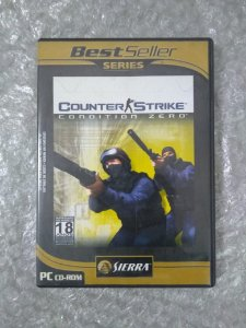 PC CD-ROM - Counter Strike Condition Zero