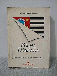 Folha Dobrada - Antônio Carlos Pereira