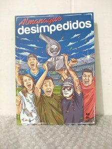 Almanaque Desimpedidos - Ubiratan Leal (org.)