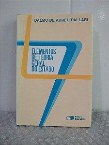 Elementos de Teoria Geral do Estado - Dalmo de Abreu Dallari