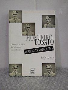 Monteiro Lobato: Furacão na Botocúnda - Carmen Lucia de Azevedo e outros
