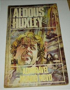 Admirável Mundo Novo - Aldous Huxley - Pocket (envelhecido)