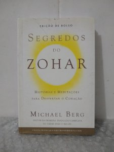 Segredos do Zohar - Michael Berg