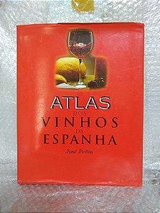 Atlas dos Vinhos da Espanha - José Peñín
