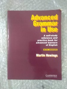 Advanced Grammar in Use - Matin Hewings