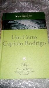Um certo Capitão Rodrigo - Érico Verissimo (grifo a lápis)