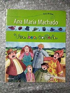 Uma Boa Cantoria - Ana Maria Machado (marcas)