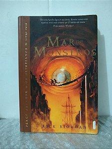 O Mar de Monstros - Rick Riordan (marcas de uso)