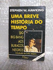 Uma Breve História do Tempo - Stephen W. Hawking