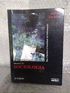 Manual de Sociologia - Delson Ferreira