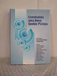 Construindo uma Nova Gestão Pública - Paulo César Medeiros e Evelyn Levy