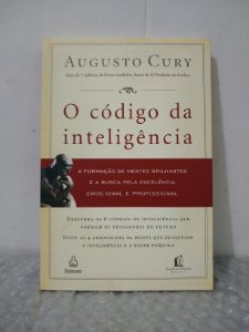 O Código da Inteligência - Augusto Cury (marcas)