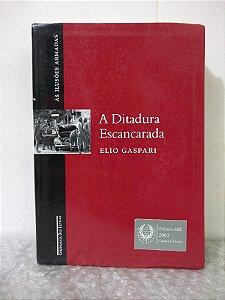 A Ditadura Escancarada - Elio Gaspari (marcas)