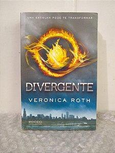 Divergente - Veronica Roth (marcas)