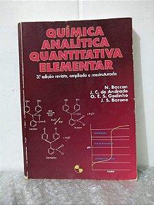 Química Analítica Quantitativa Elementar - N. Baccan, J. C. de Andrade e outros