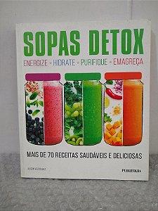 Sopas Detox - Alison Velázquez