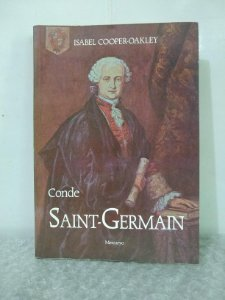 Conde Saint-Germain - Isabel Cooper-Oakley