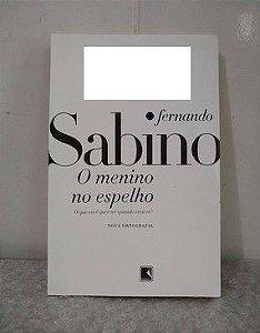 O Menino no Espelho - Fernando Sabino