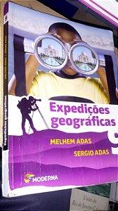 Expedições geográficas 9 - Melhem Adas - Bastante danificado