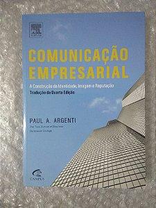 Comunicação Empresarial - Paul A. Argenti