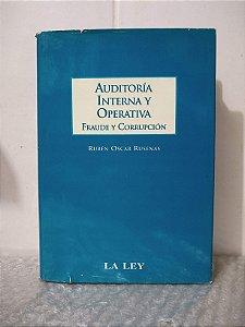 Auditoría Interna y Operativa - Fraude y Corrupción - Rubén Oscar Rusenas