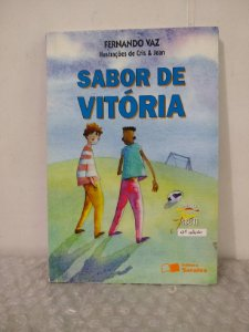 Sabor de Vitória - Fernando Vaz