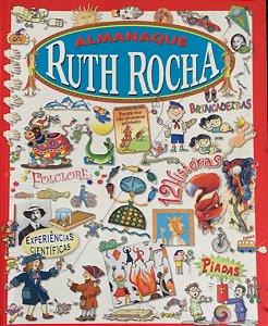 Almanaque Ruth Rocha - Vários Ilustradores