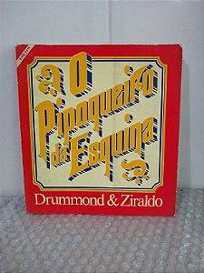 O Pipoqueiro da Esquina - Drummond e Ziraldo