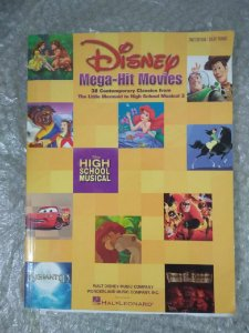 Disney Mega-Hit Movies - Walt Disney Music Company