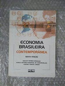 Economia Brasileira Contemporânea - Amaury Patrick Gremaud e Outros