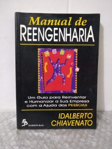 Manual de Reengenharia - Idalberto Chiavenato