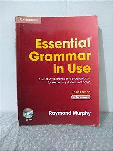 Essential Grammar in Use - Raymond Murphy (Não Acompanha CD)