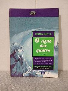 O Signo dos Quatro - Conan Doyle