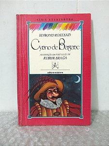 Cyrano de Bergerac - Edmond Rostand - Série Reencontro - Capa Rosa