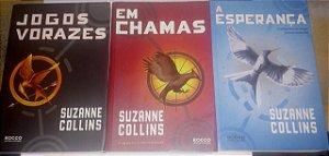 Trilogia Jogos Vorazes - Suzanne Collins