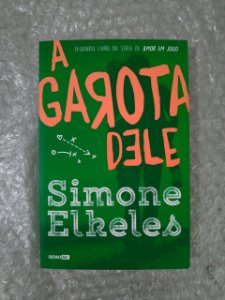 A Garota Dele - Simone Elkeles