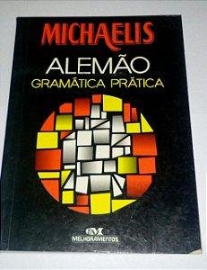 Michaelis Alemão Gramática Prática - Melhoramentos