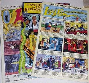 As aventuras da Liga Extraordinária vol. 1 - completa - Alan Moore
