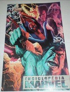 Enciclopédia Marvel vol 1
