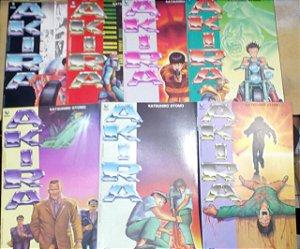 Coleção Akira - Globo Katsuhiro Otomo