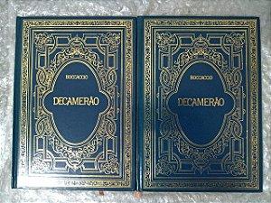 Coleção Decamerão C/ 2 Volumes - Boccaccio