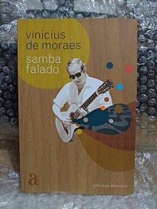 Samba Falado - Vinicius de Moraes