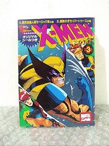 Mangá X-Men Vol. 3 em Japonês
