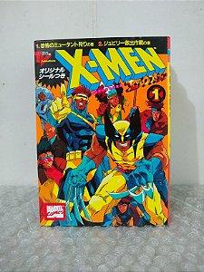 Mangá X-Men Vol. 1 em Japonês