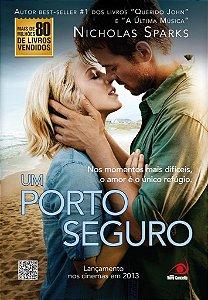 Um Porto Seguro - Nicholas Sparks (Capa do Filme)